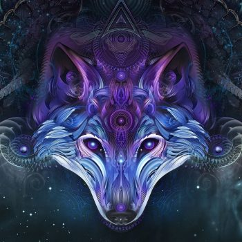 Chrome Wolf | Mugwort Designs