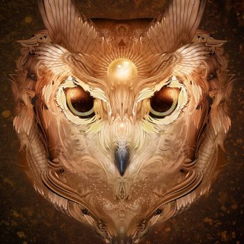 Copper Owl | Mugwort Designs