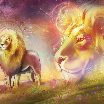 Lions of The Dreamtime | Mugwort Designs