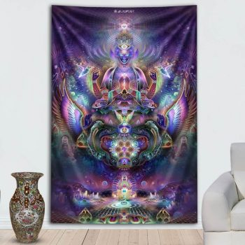 Sky Diamonds Tapestry | Mugwort Designs